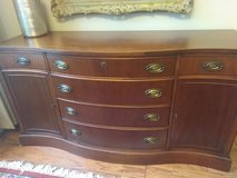 Dining Buffet Sideboard Cabinet in Conroe, Texas