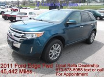 2011 FORD EDGE in Fort Leonard Wood, Missouri