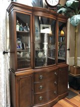 : ) Beautiful Drexel Vintage China Cabinet >>> Very Nice !!! in Naperville, Illinois