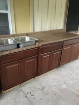 Kitchen cabinets in Kingwood, Texas