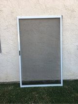 Patio screen door 48x80 in Camp Pendleton, California