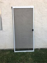 Patio screen door 36x80 in Camp Pendleton, California