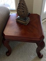 coffee and two end tables in Fort Sam Houston, Texas