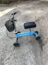 Knee scooter for leg cast (child/tween) in Fort Campbell, Kentucky