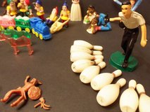 LARGE LOT OF VINTAGE CAKE TOPPERS in Tinley Park, Illinois