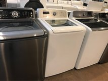Name brand oversized washers in Kingwood, Texas