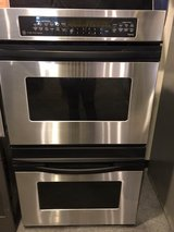 30 inch stainless steel double oven in Cleveland, Texas