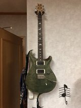 Paul reed smith ce 24 signed in Okinawa, Japan