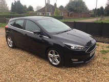 2015 Ford Focus Zetec S PRICED TO SELL! in Lakenheath, UK