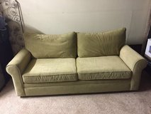 Tan Couch in Westmont, Illinois