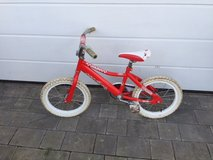 Girl's Bike -- 16-inch wheels in Baumholder, GE