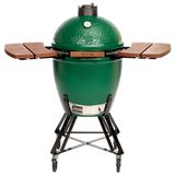 Big Green Egg Large-The Works Package in Bartlett, Illinois