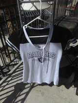 to Raider tops in Barstow, California