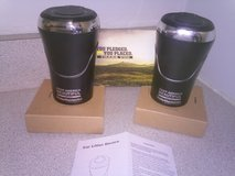 TWO!!  Brand New!!    Car Cigarette Litter Holders with Light! in Glendale Heights, Illinois