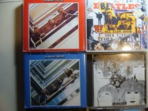 collection of 8 beatles  cd's in Wheaton, Illinois