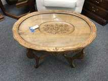 Carved Table in Glendale Heights, Illinois