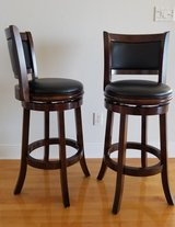 Counter-height stools (2) in Pensacola, Florida