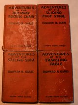 4 1926 Adventure Books by Howard Garis in Sandwich, Illinois