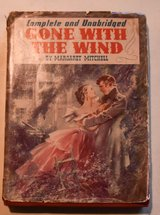 1940 Gone With The Wind Book in Sandwich, Illinois
