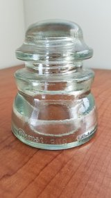 Armstrong DP1 Glass Insulator in Fort Eustis, Virginia