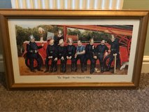 Very cute Old Fashioned Fireman Picture in Lakenheath, UK