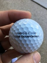 Taiyo Golf Club Championship 2012 ProV1's in Camp Pendleton, California
