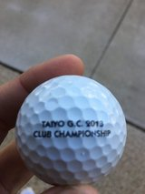 Taiyo Golf Club Championship 2013 ProV1's in Camp Pendleton, California