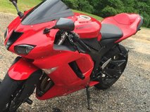 2007 ZX6R     sale/trade in Warner Robins, Georgia