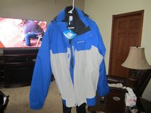 Brand New Mens XL Columbia Tags still on Never Worn! 240.00 value! in Orland Park, Illinois