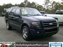 2010 Ford Expedition Limited - LOADED!!! 141k miles! DVD! COOLED SEATS! in Camp Lejeune, North Carolina