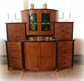 precious Art Deco dining room hutch in Hohenfels, Germany