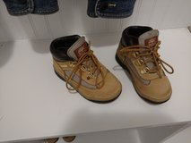 Size 9 Timberland field boots in Warner Robins, Georgia