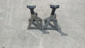 3 Ton Heavy Duty Jack Stands (pair) in Warner Robins, Georgia