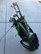 TaylorMade Golf clubs and Bag in Vacaville, California
