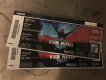 Roger Waters Us & Them Tour 2018 Mannheim in Stuttgart, GE