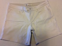 LEVIS ladies size 12 (31) tan denim shorts in Manhattan, Kansas