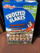 Little League Kellogg's Cereal Box in Warner Robins, Georgia