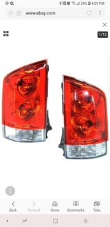 2005-2010 armada tail lights in Fort Leonard Wood, Missouri
