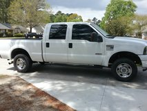 2006 F250 4X4 4 door in Camp Lejeune, North Carolina
