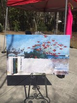 Painting in Myrtle Beach, South Carolina