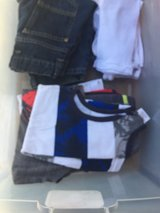 misc boys cloths and shoes bundle in Travis AFB, California