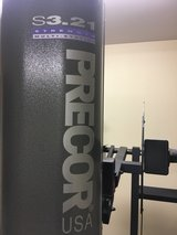 Precor S3.21 multi-station home gym in Glendale Heights, Illinois