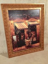 Framed wall art in St. Charles, Illinois