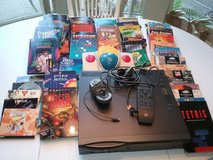 Philips CDI-910 Video Game Console System Bundle with nearly 50 Games in Conroe, Texas
