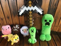 Minecraft lot in Cleveland, Texas