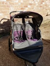 Baby trend expedition double jogging stroller in Houston, Texas