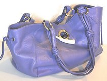 Paolo Masi pastel purple genuine leather shoulder bag purse made in Italy in Fort Polk, Louisiana