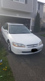 1998 Honda Accord in Olympia, Washington