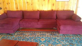 excellent condition sofa lounge modern style in Alamogordo, New Mexico