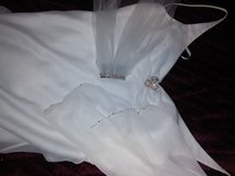 wedding dress size 14 in Liberty, Texas